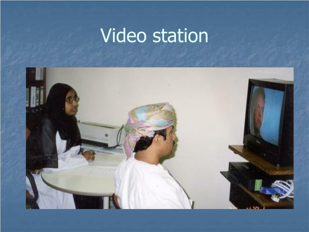 Video station