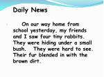 daily news4