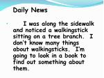 daily news73
