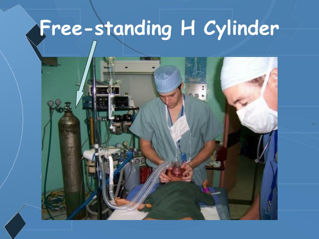 Free-standing H Cylinder