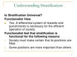 understanding stratification5
