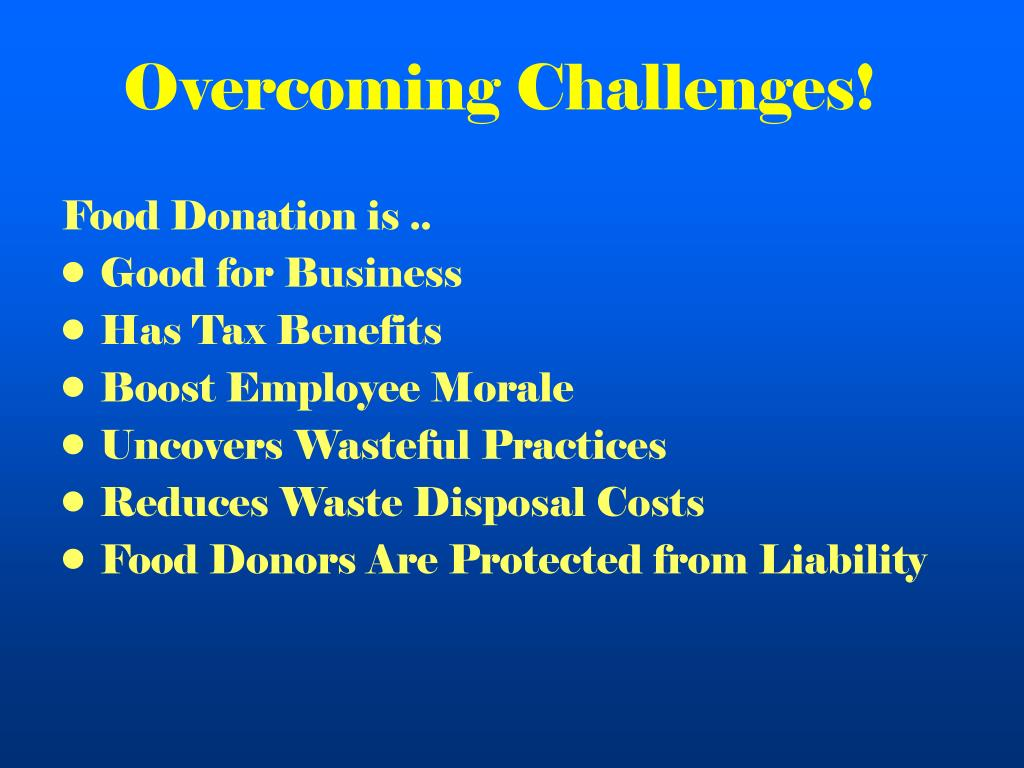 Overcoming Challenges!