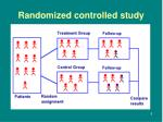 randomized controlled study9