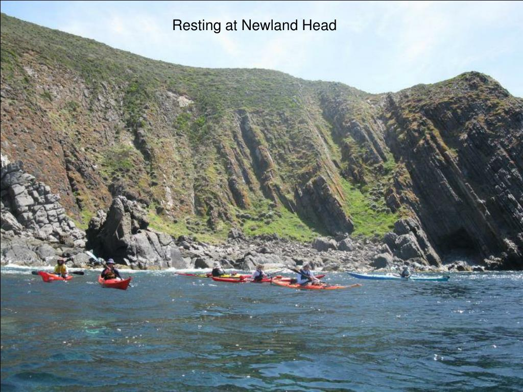 Resting at Newland Head