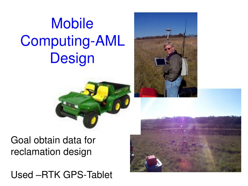 Mobile Computing-AML Design