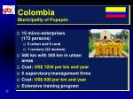 colombia municipality of popay n