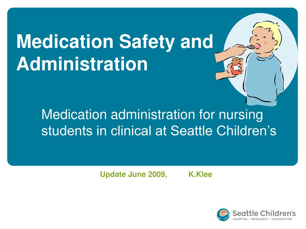 medication safety and administration l.