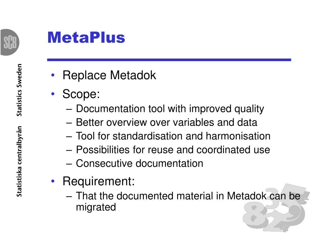 MetaPlus