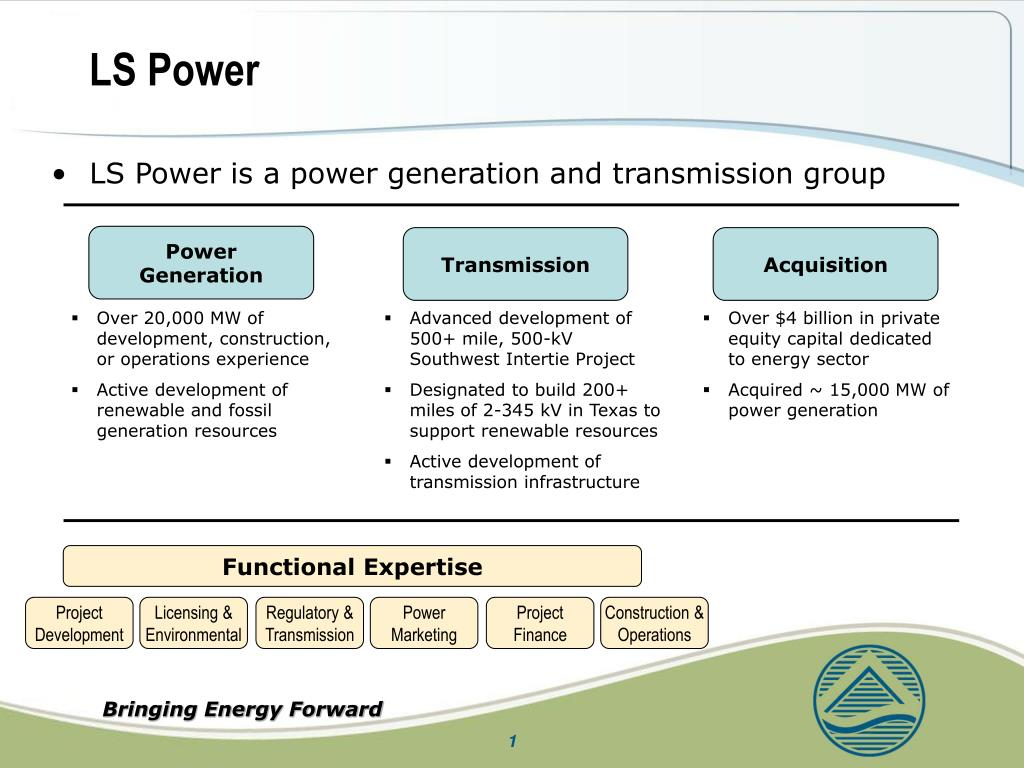 LS Power