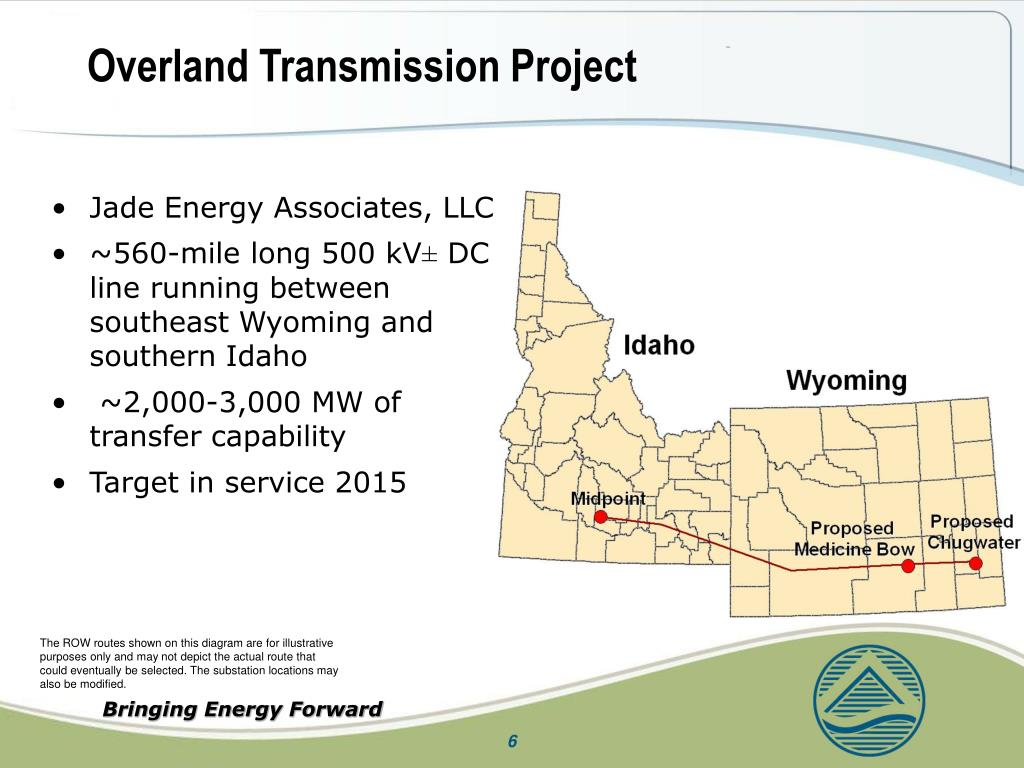 Overland Transmission Project
