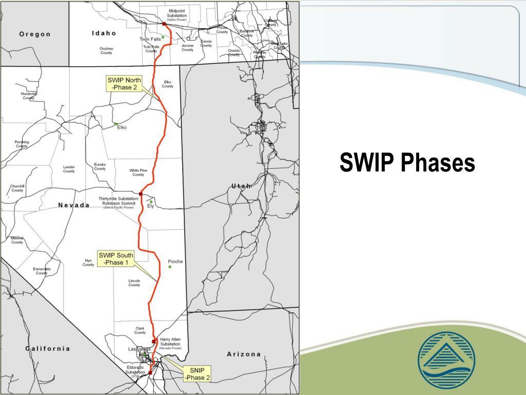 SWIP Phases