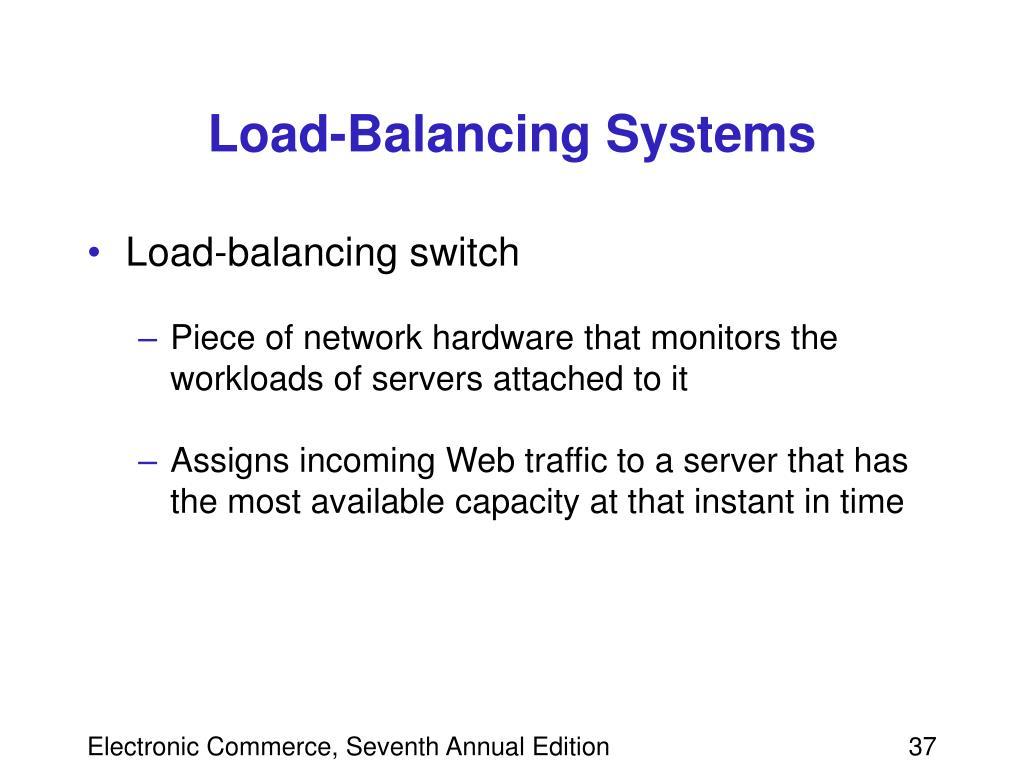 Load-Balancing Systems