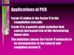 applications of pcr39