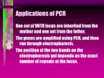 applications of pcr44