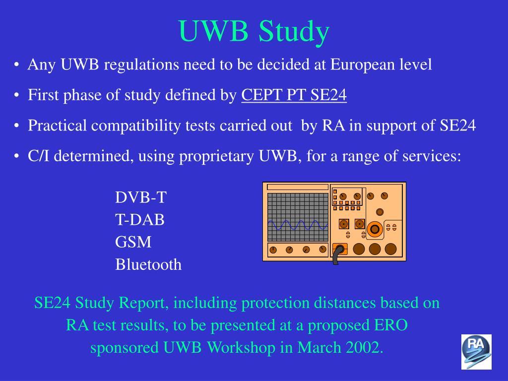 UWB Study