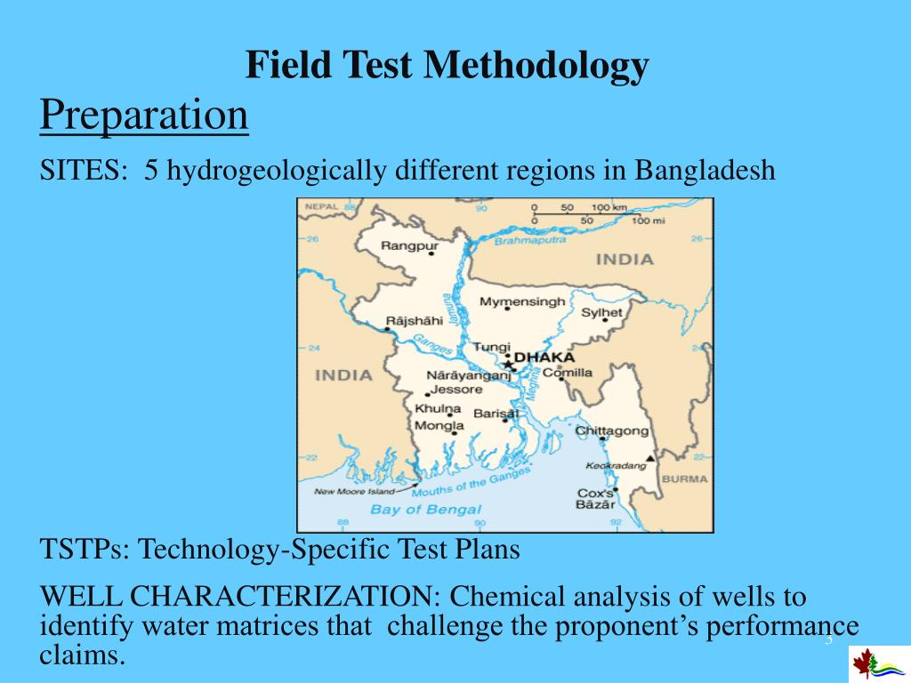 Field Test Methodology