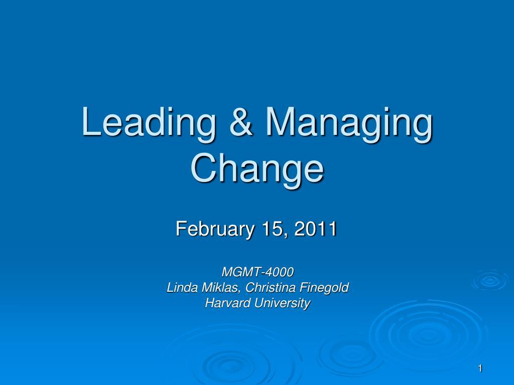 23 lmc managingchange