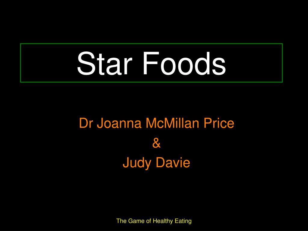 star foods l.