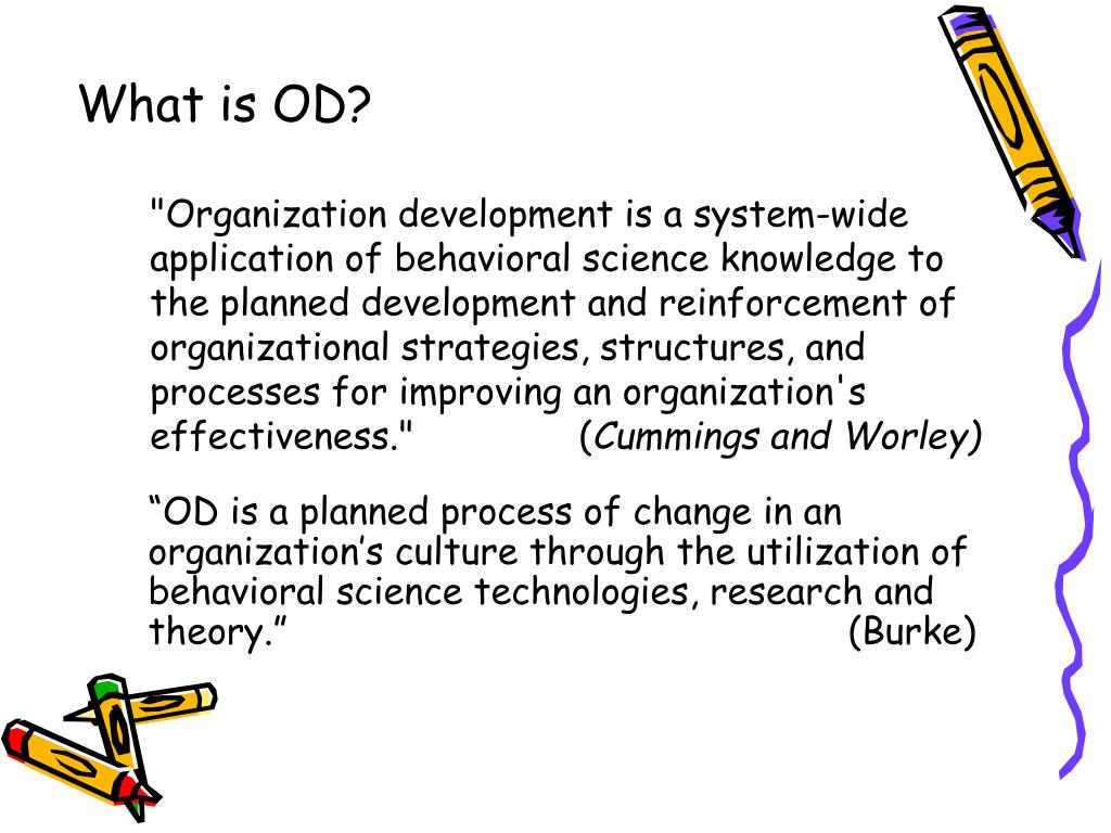 What is OD?