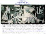 guernica pablo picasso 1937 museo reina sofia madrid