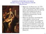 madonna with the long neck girolamo francesco maria mazzola 1534 40 uffizi florence