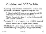 oxidation and so2 depletion30