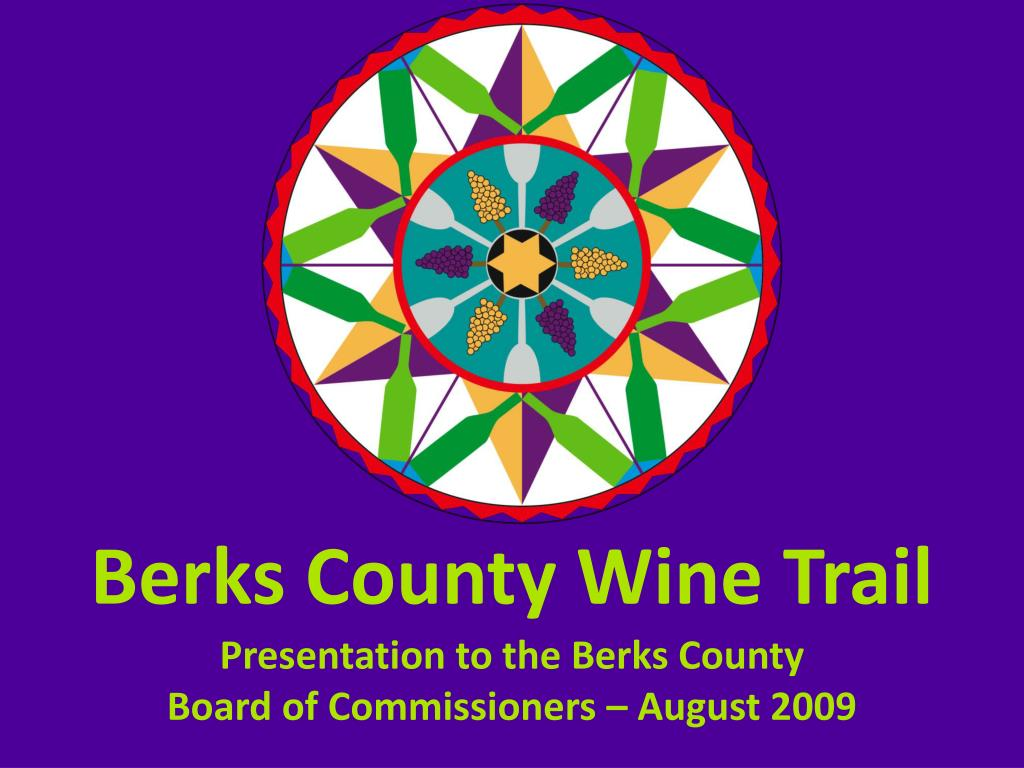 berks county wine trail l.