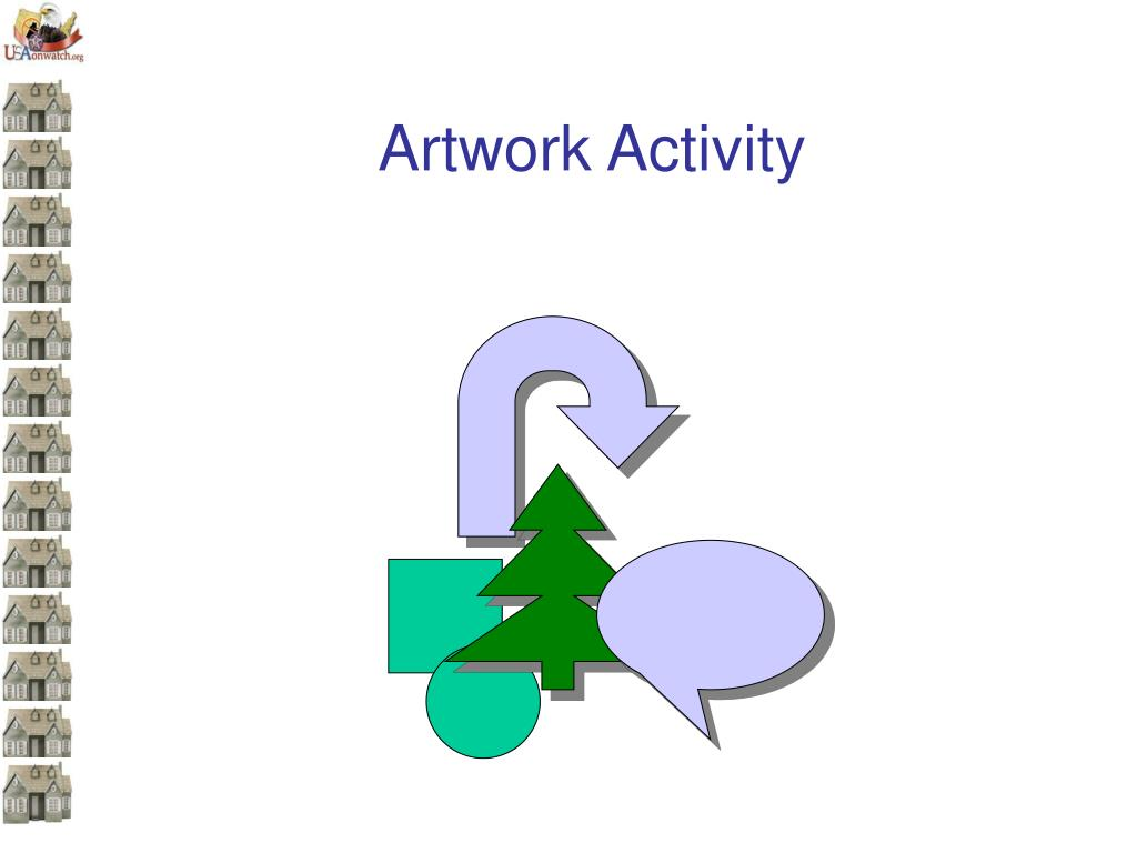 Artwork Activity