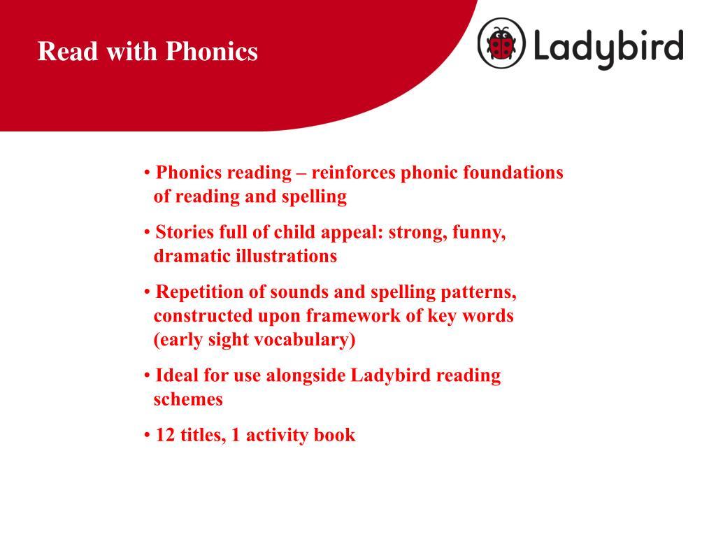 Read with Phonics