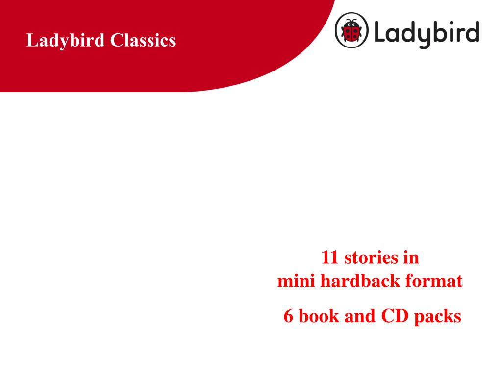 Ladybird Classics