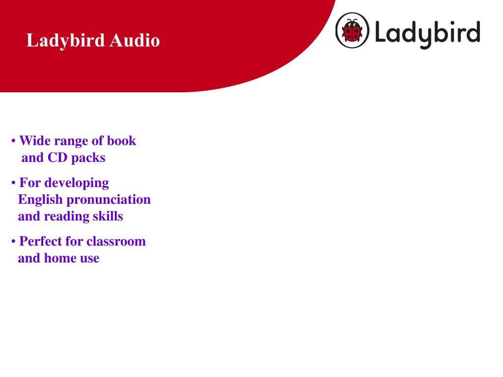 Ladybird Audio