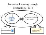 inclusive learning though technology ilt8