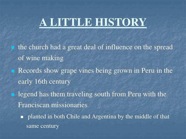 A little history3
