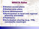 wmata roles
