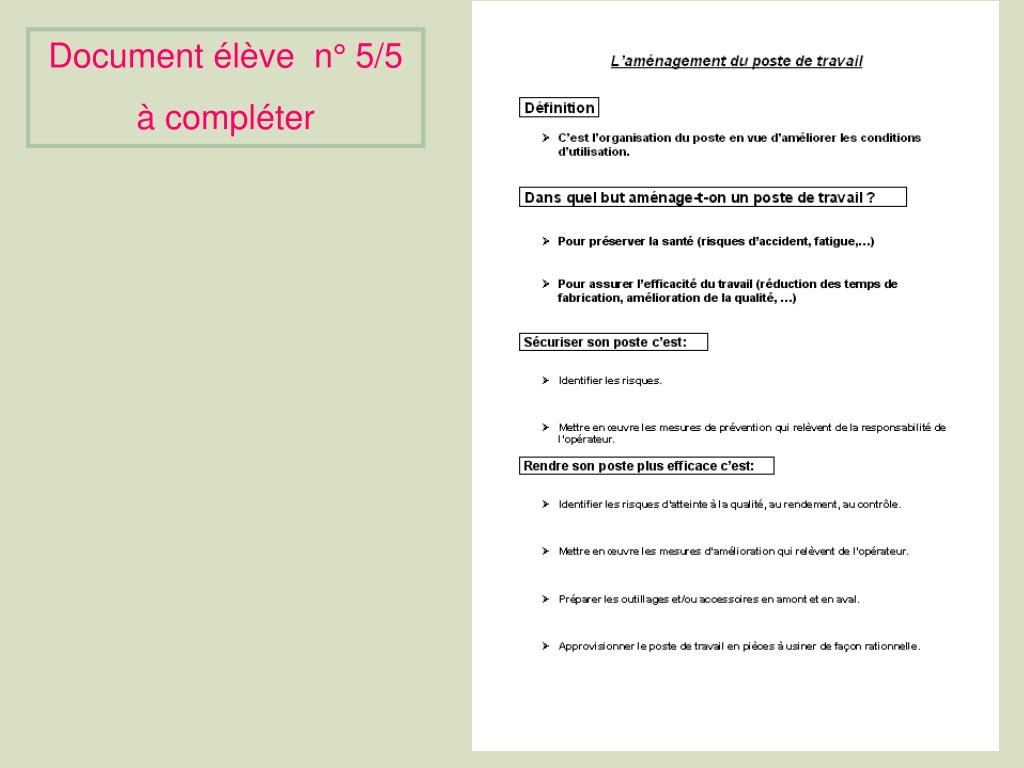Document élève  n°5/5