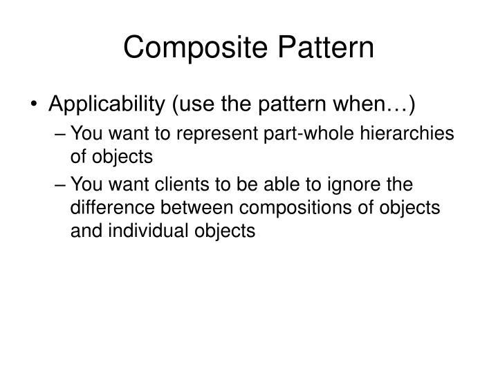 Composite pattern3