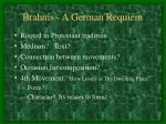 brahms a german requiem