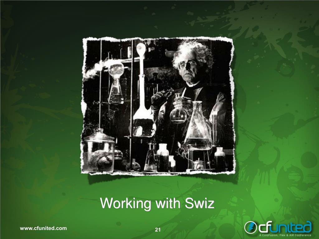 Working with Swiz