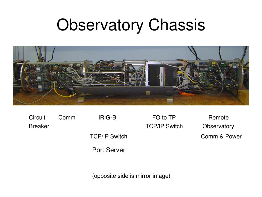 Observatory Chassis