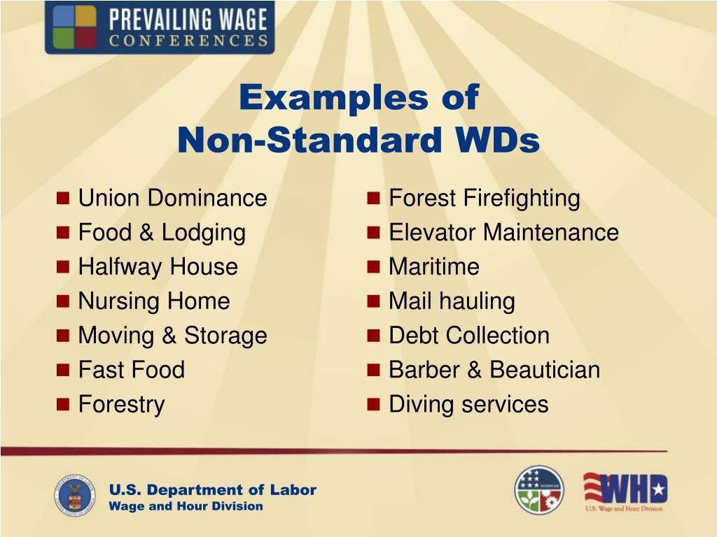 Union Dominance