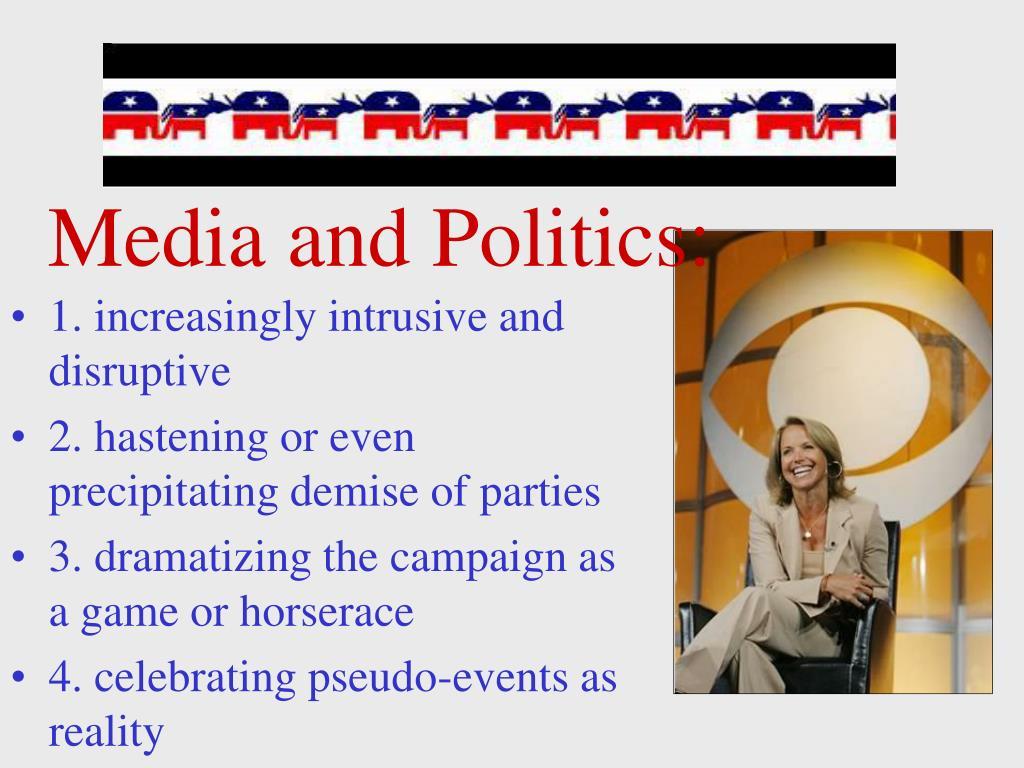 Media and Politics: