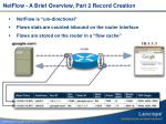 netflow a brief overview part 2 record creation