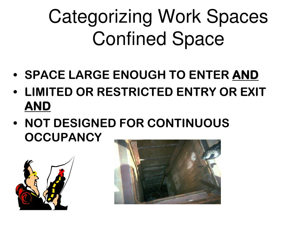 Categorizing Work Spaces