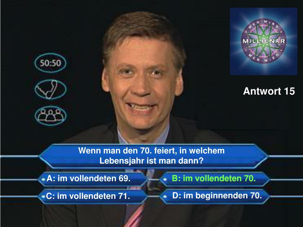 Antwort 15
