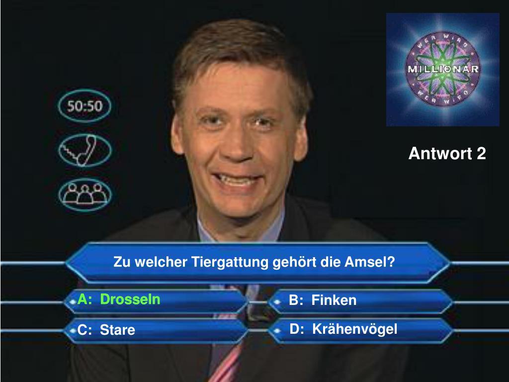 Antwort 2