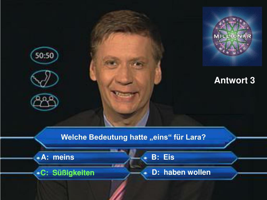 Antwort 3