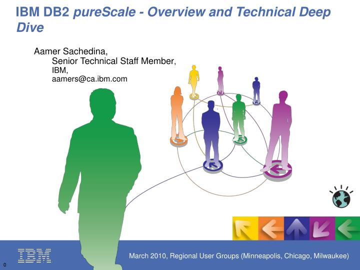 Ibm db2 purescale overview and technical deep dive