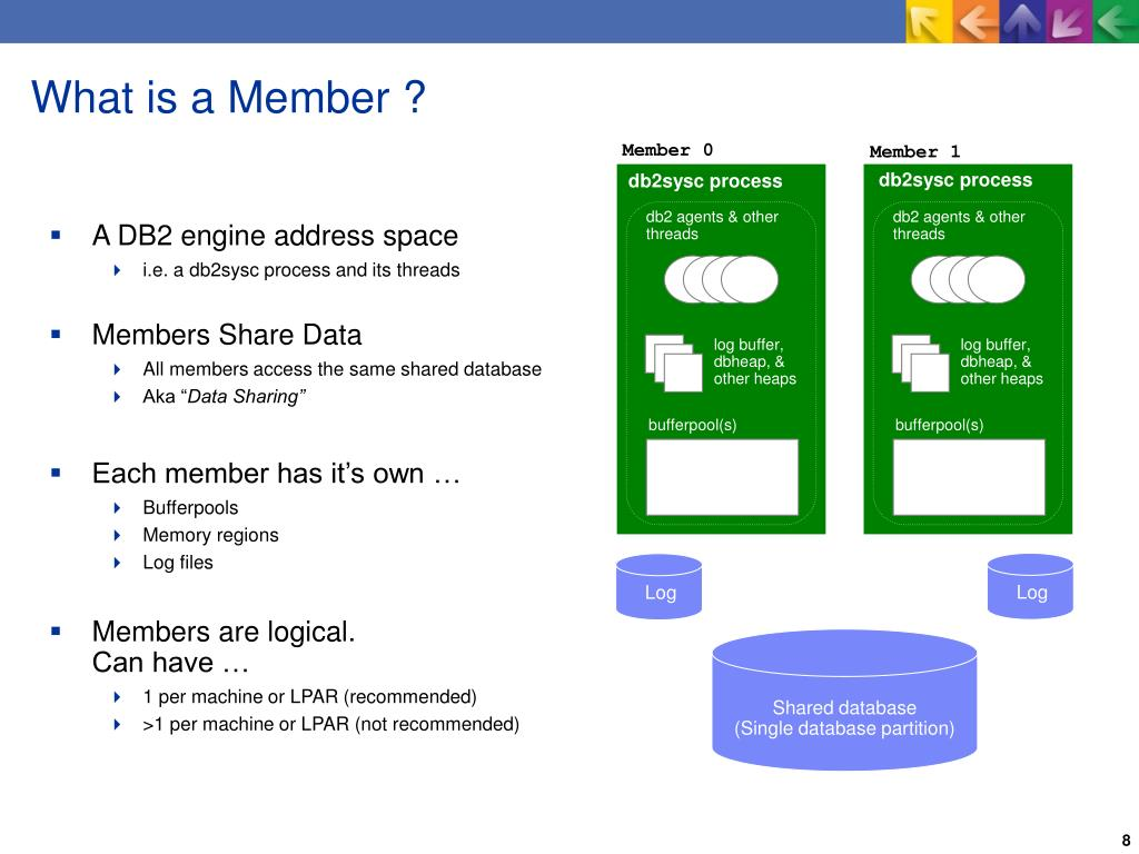 What is a Member ?