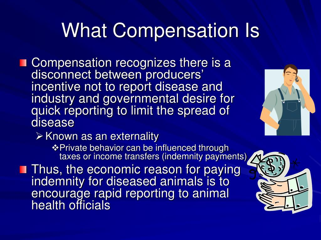 What Compensation Is