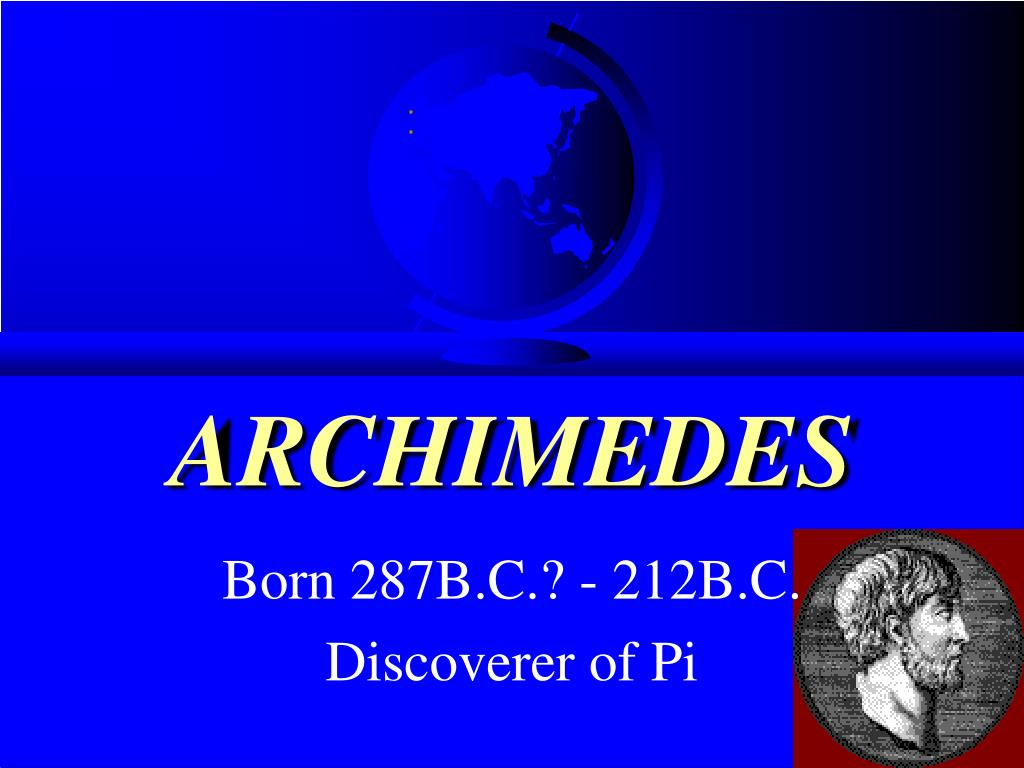 archimedes l.